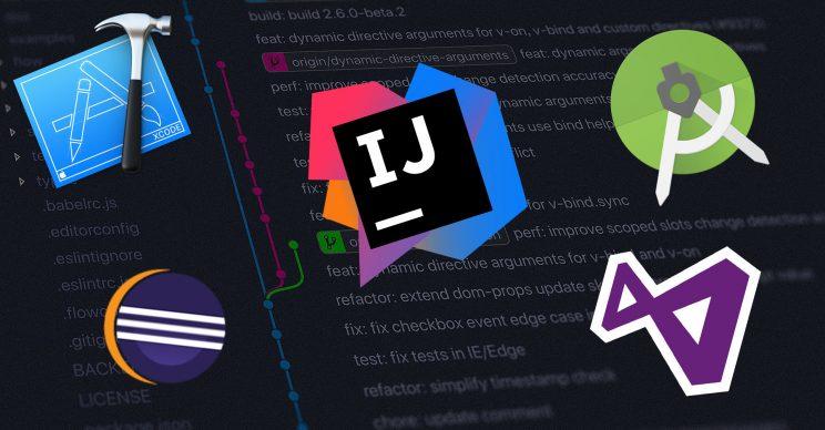 En iyi 5 Kod Editörü (IDE)